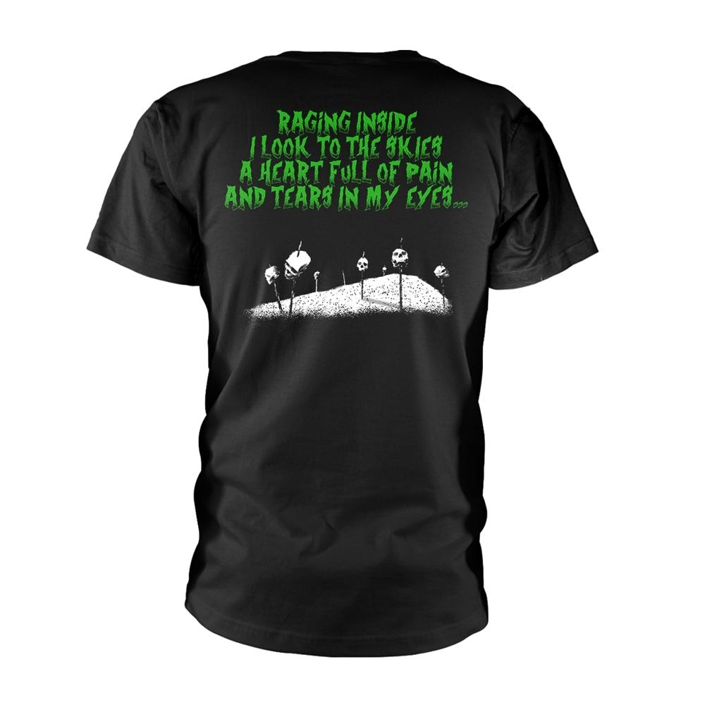 Acid Reign - Ripped Apart Tshirt back