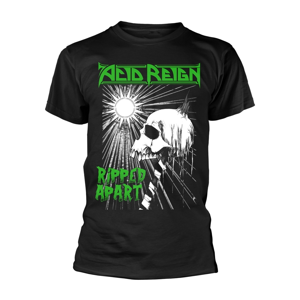 Acid Reign - Ripped Apart Tshirt front