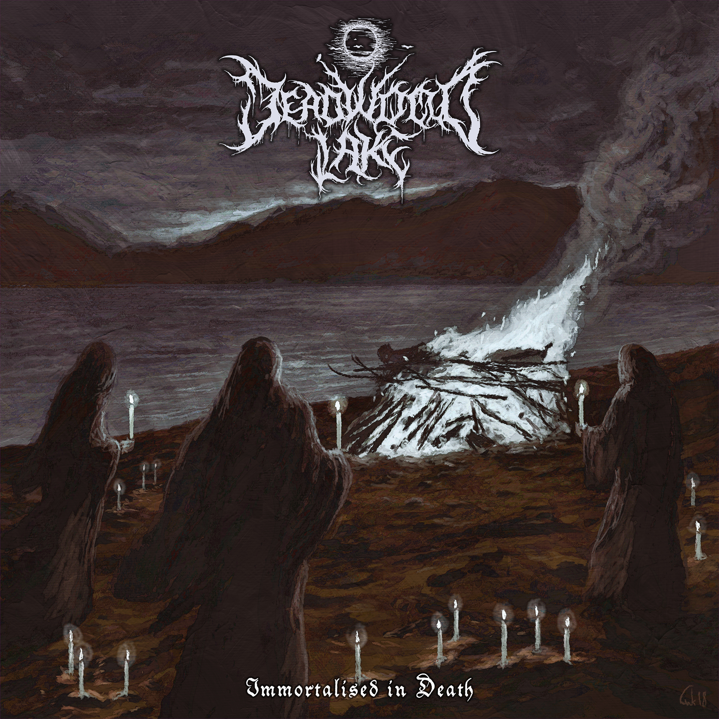 UKEM-CD-042_DEADWOODLAKE_Immortalised In Death