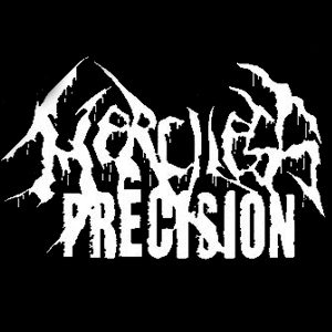 merciless precision logo