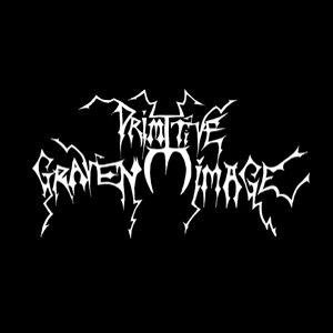 Primitive graven image logo
